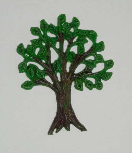 Reliëf van was Levensboom