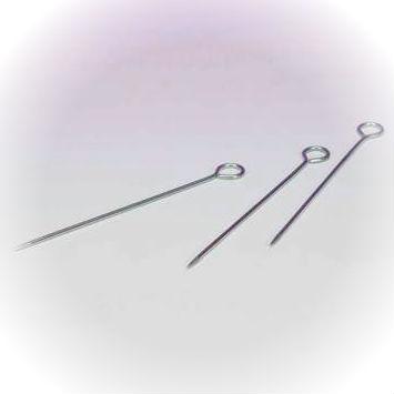 Centreernaald (10cm) Klein  1 st.