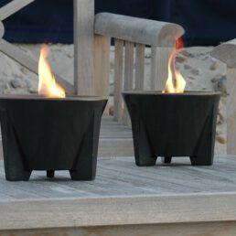 Smeltvuur Outdoor CeraLava®   + Paraffine