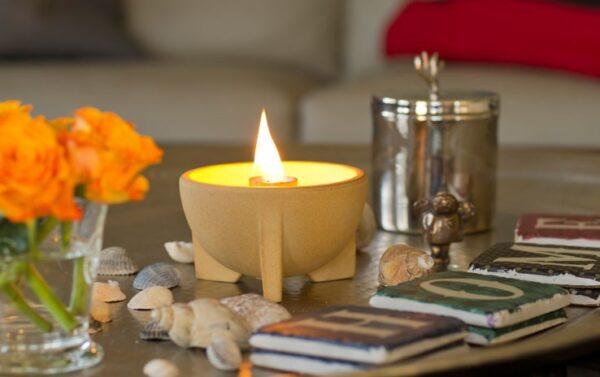 Smeltvuur Indoor CeraNatur®   + Paraffine