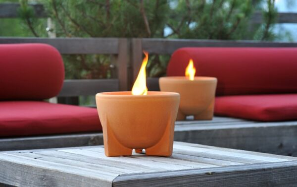Smeltvuur Outdoor CeraNatur®  + Paraffine