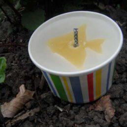 Tuin kaarsen maken vanaf  5 personen