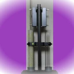 Fakkel Gietmal 34x250 mm (dubbel)