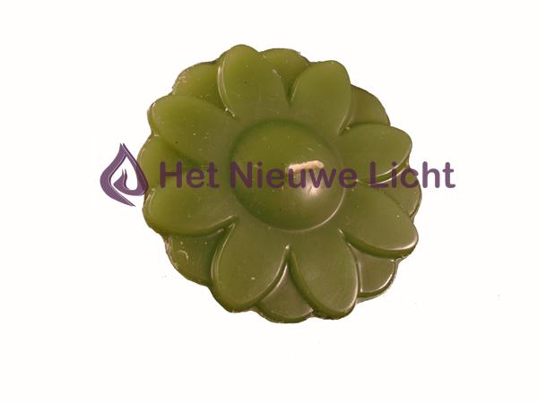 Gietmal Waterlelie 70x40 mm NU met siliconen dop