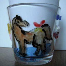 Kaars glas verven vanaf 5 personen