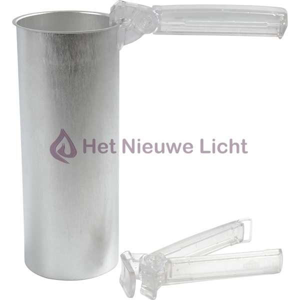 Gietbus Aluminium met handvat