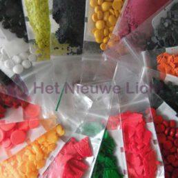 13 Basis Kleurstoffen per 5 gram