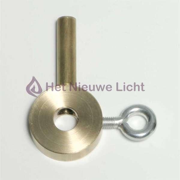 Metalen Ringhouder voor gietmalstandaard