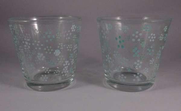 Kaars glas / Waxprills Glas