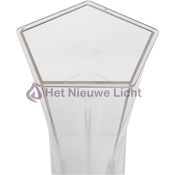 Gietmal Kristal 76x125 mm