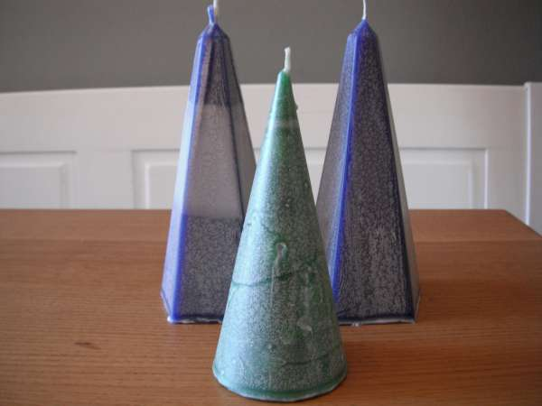 Marmerwas voor kaarsen per 1 kg